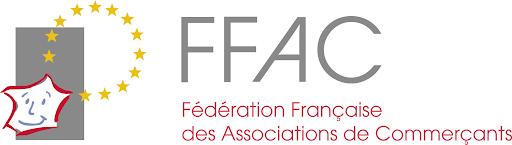FFAC Fédération Française des Associations de Commerçants Logo